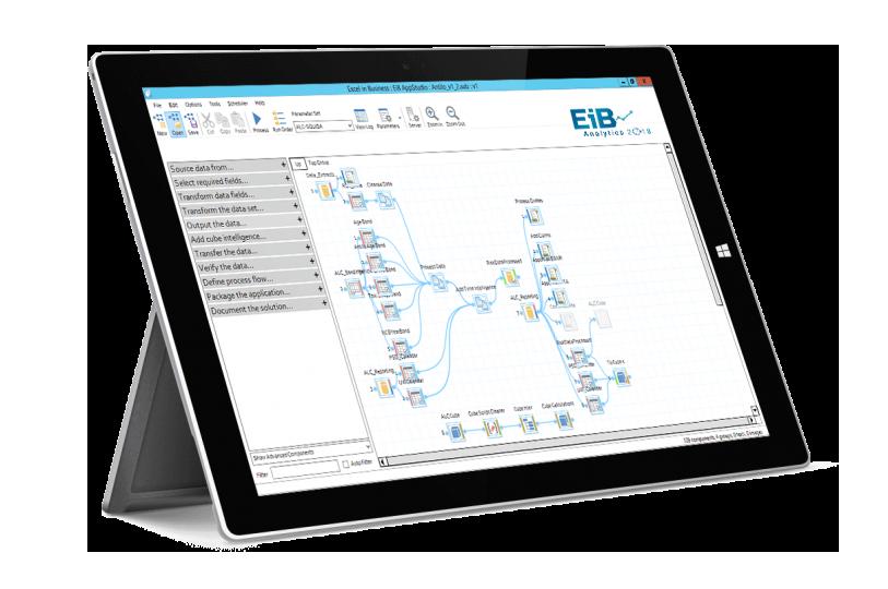 EiB AppStudio 2018 - Example one