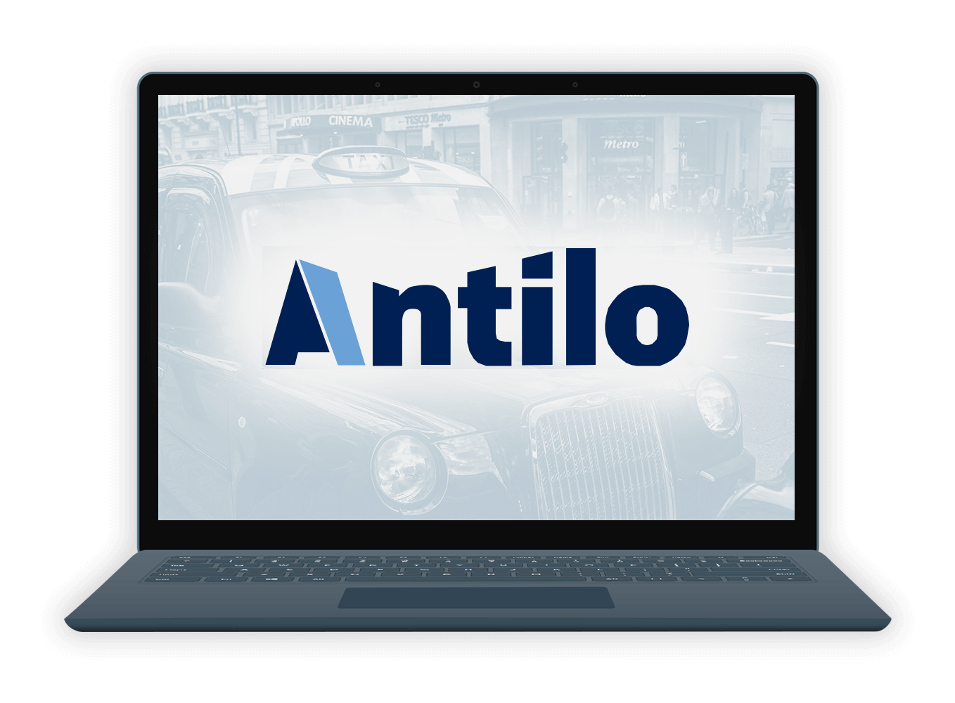EiB Antilo UK Ltd Page - Laptop