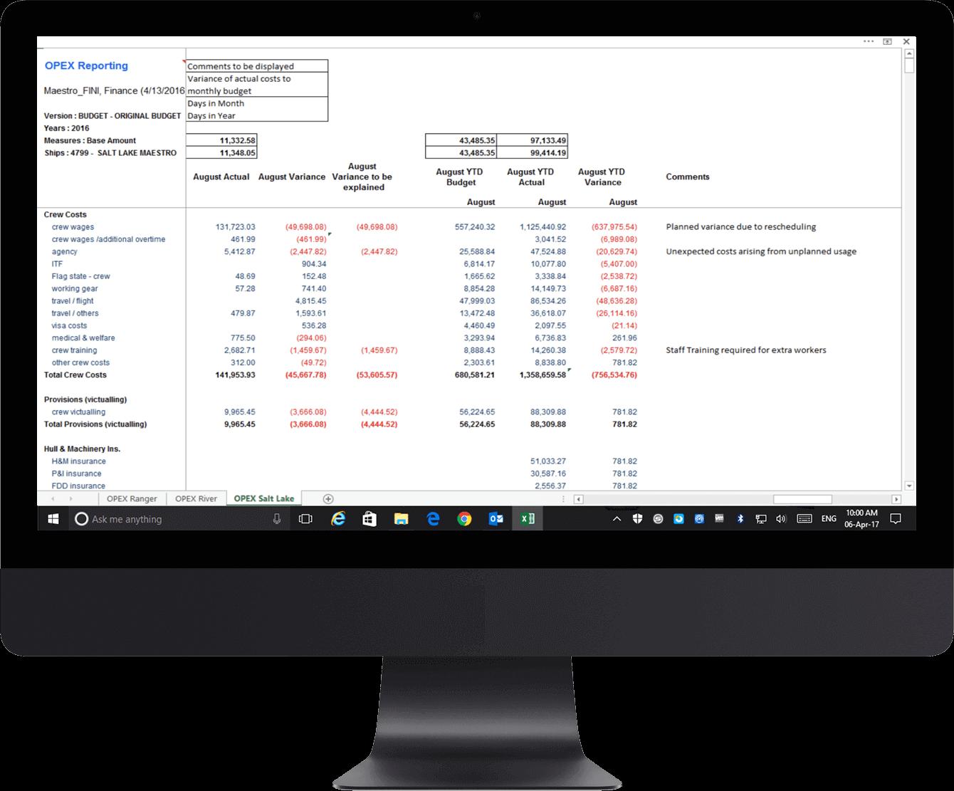 EiB Client Case Studies: Maestro Page - Mac