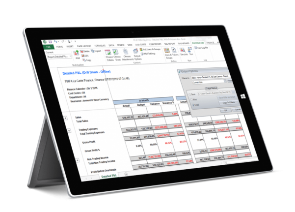 EiB All Accounting Systems Page - Detailed P&L - Surface Pro
