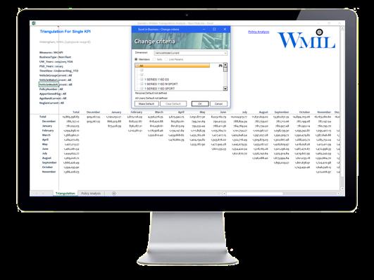 EiB Insurance Analytics - Walsingham Motor Insurance - Earned vs Written Triangulation Analysis