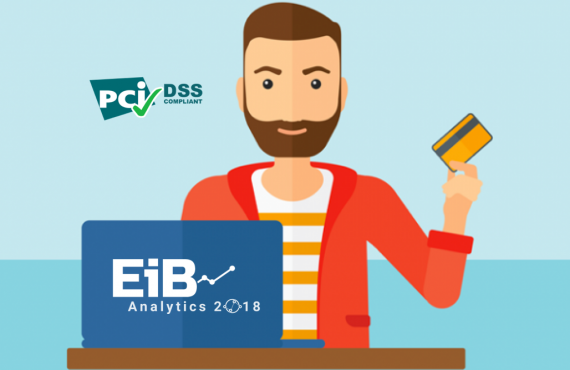 Ensure you're PCI compliant with EiB Analytics 2018