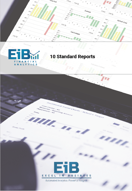 EiB Financial Analytics for Sage Partner Toolkit | Excel in